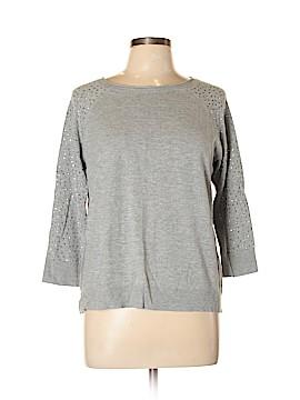 Apt. 9 Pullover Sweater Size L (Petite)