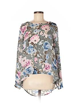 Glamorous Long Sleeve Blouse Size M