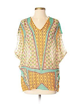 Tanvi Kedia Short Sleeve Blouse Size XS