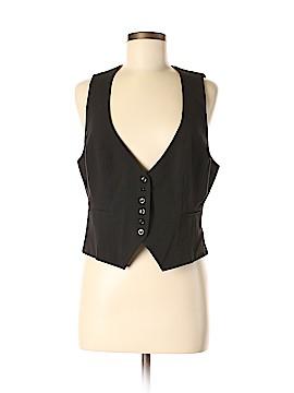 Ann Taylor Factory Tuxedo Vest Size M