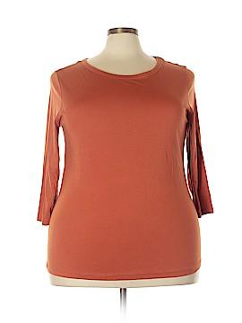 DressBarn 3/4 Sleeve T-Shirt Size 18 - 20 (Plus)