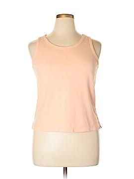 Title Nine Sleeveless T-Shirt Size L
