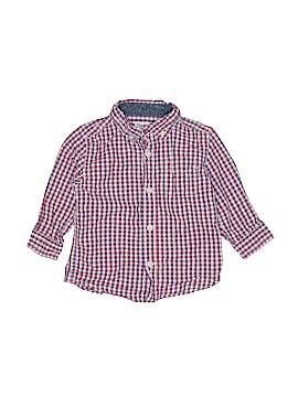 OshKosh B'gosh Long Sleeve Button-Down Shirt Size 18 mo