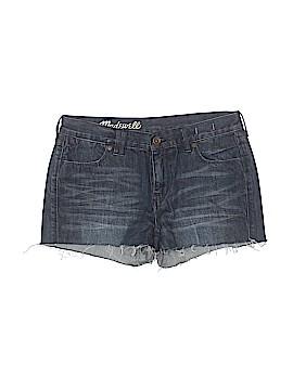 Madewell Denim Shorts 26 Waist
