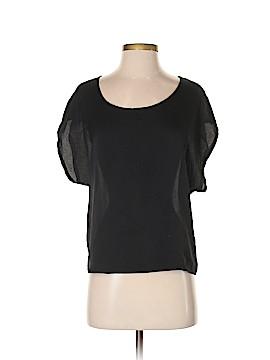 Audrey 3+1 Short Sleeve Blouse Size M