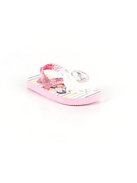 Disney Sandals Size 5 - 6 Kids