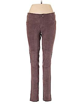 Bebe Faux Leather Pants Size 6