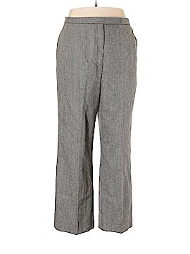 Kate Hill Wool Pants Size 16
