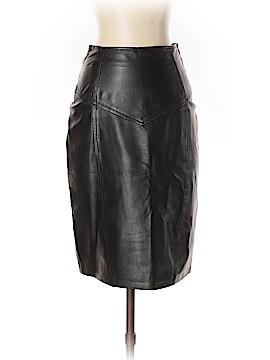 LNR by La Nouvelle Renaissance Leather Skirt Size 4