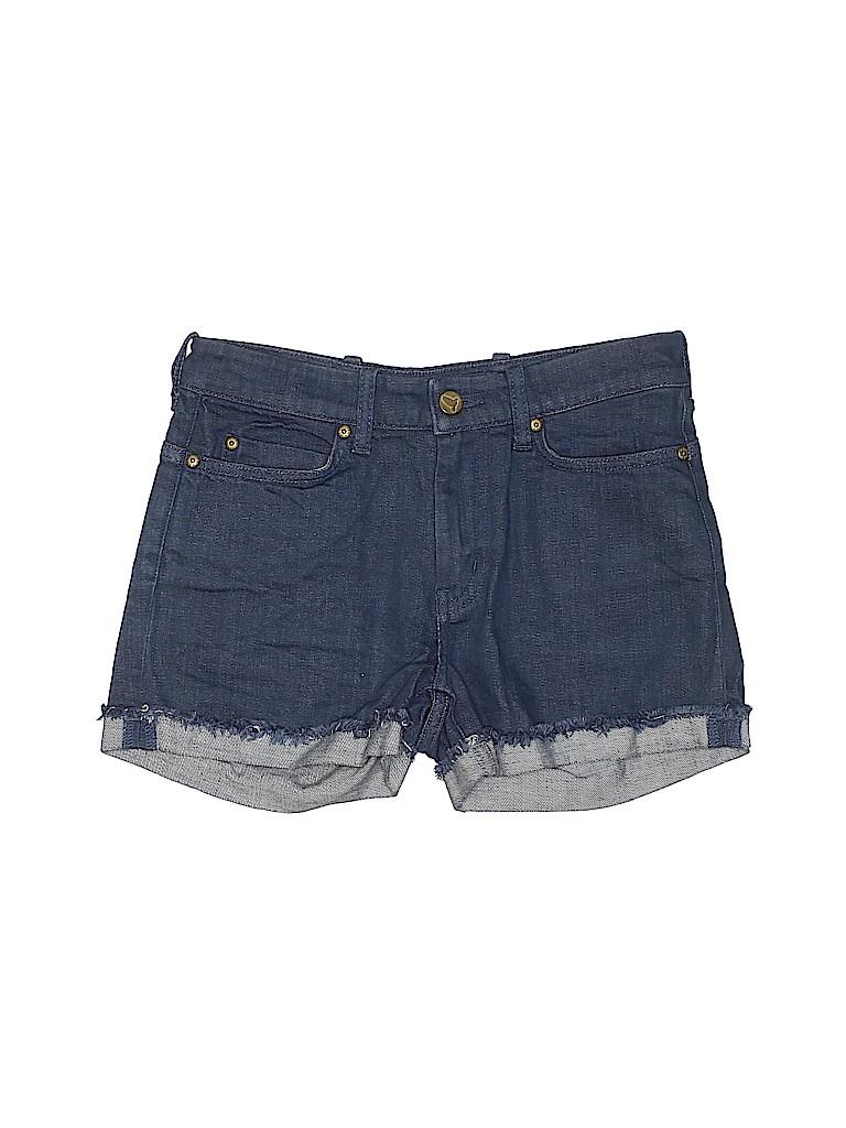 Blue Denim Jeans Waist 83OffThredup M i Shorts Solid h 25 Dark I9WHe2DbEY