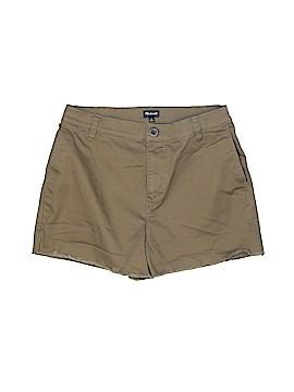 Madewell Khaki Shorts Size 28 (Plus)