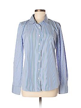 J. Crew Long Sleeve Button-Down Shirt Size M
