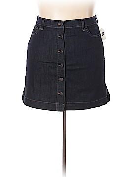 Gap Denim Skirt Size 33 (Plus)