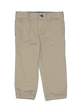 Carter's Khakis Size 24 mo