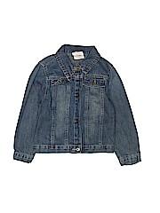 Wrangler Jeans Co Boys Denim Jacket Size 5T