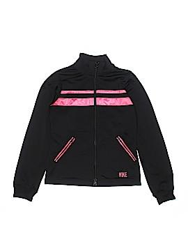Nike Track Jacket Size 14 - 16