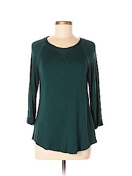 Valerie Bertinelli 3/4 Sleeve Top Size M