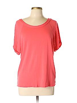 PL Movement Short Sleeve Blouse Size M