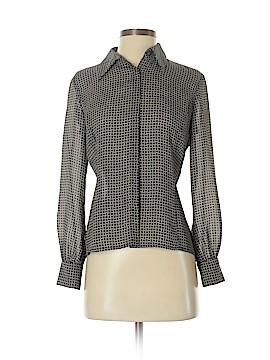 Ann Taylor LOFT Long Sleeve Blouse Size 2 (Petite)