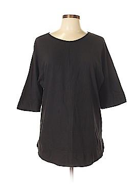 Erin London Short Sleeve Top Size L