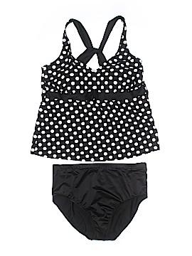 Ava & Viv Two Piece Swimsuit Size 18W (Plus)