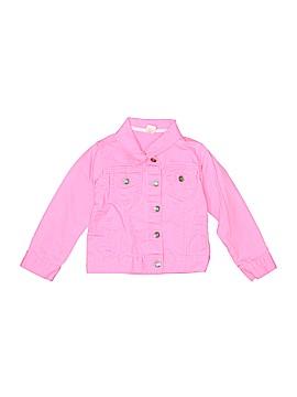 Carter's Denim Jacket Size 4T