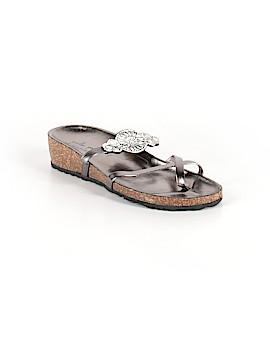 Mila Paoli Sandals Size 7 1/2