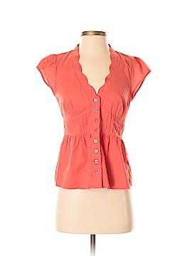Odille Short Sleeve Blouse Size 2