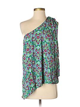 Rose & Thyme Sleeveless Blouse Size S