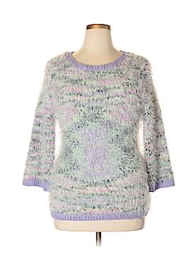 Lauren Michelle Pullover Sweater Size XL