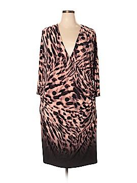 Jennifer Lopez Casual Dress Size 2X (Plus)