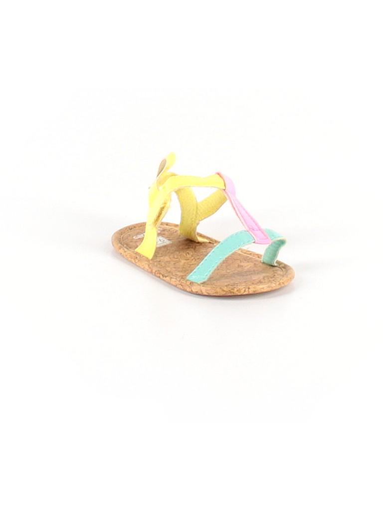 Carter's Girls Sandals Size 3-6 mo