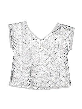 Sally Miller Short Sleeve Top Size 7