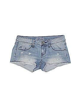 London Jean Denim Shorts Size 0