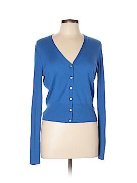 Tory Burch Silk Cardigan Size L