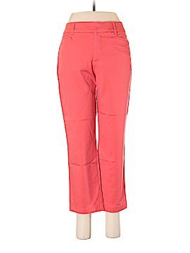 JM Collection Khakis Size 6