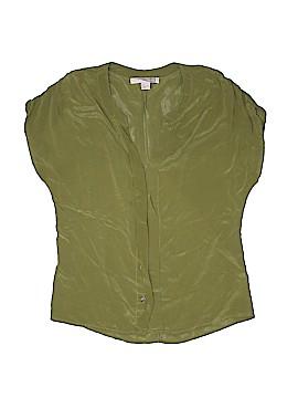 Love 21 Short Sleeve Silk Top Size S