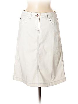 Boden Denim Skirt Size 6