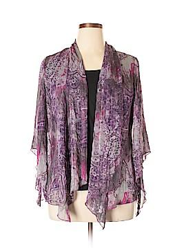 Sara Michelle Long Sleeve Top Size XL