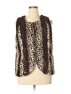 Cato Faux Fur Vest Size XL