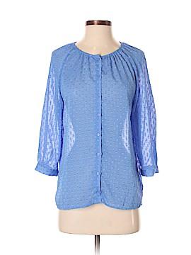Apt. 9 3/4 Sleeve Blouse Size S (Petite)