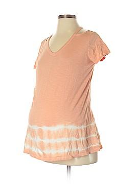 Wendy Bellissimo Short Sleeve T-Shirt Size S (Maternity)