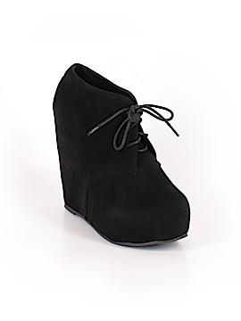 Glaze Ankle Boots Size 6 1/2