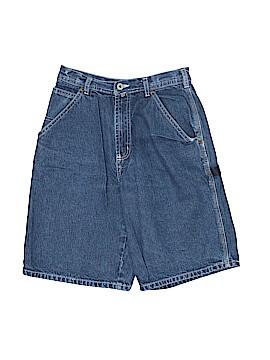 Nautica Jeans Company Denim Shorts Size 14
