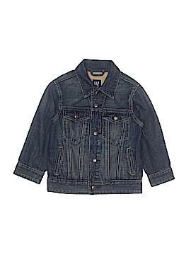 Gap Kids Denim Jacket Size X-Small (Youth)