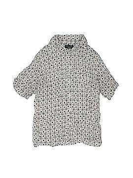 Arrow Short Sleeve Button-Down Shirt Size 10 - 12