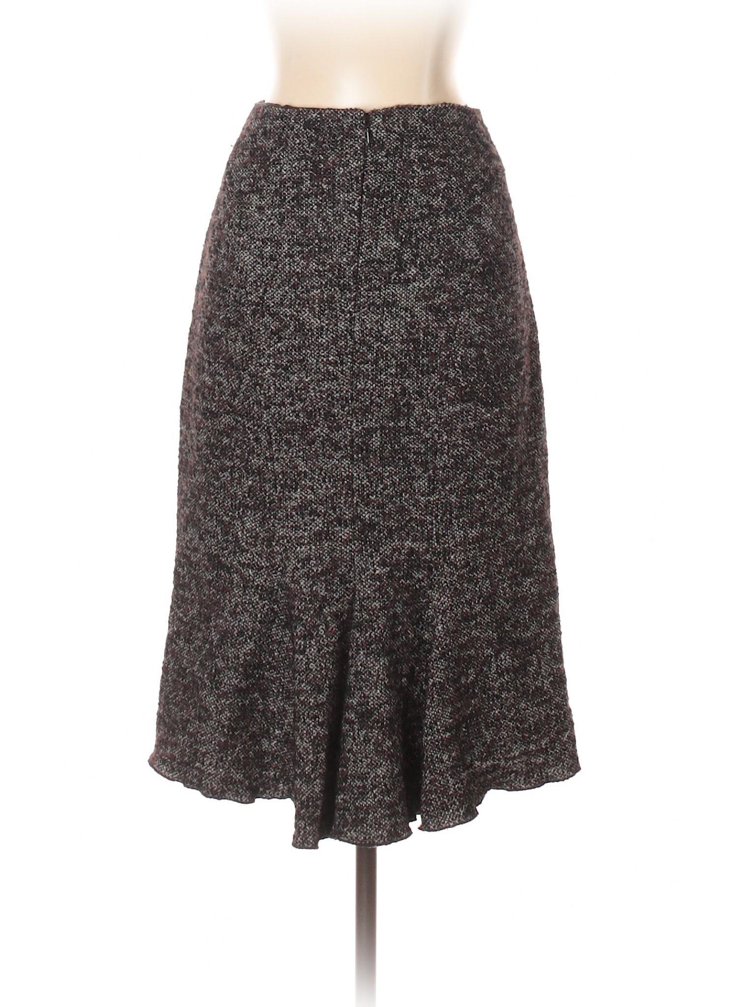 Boutique Skirt Boutique BCBGMAXAZRIA Wool BCBGMAXAZRIA xqzYFdWq