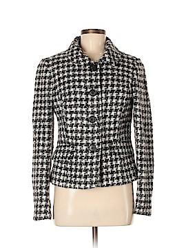Ann Taylor Factory Wool Blazer Size 6