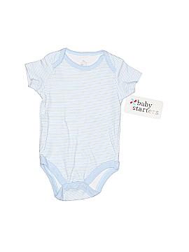 Baby Starters Short Sleeve Onesie Size 3 mo