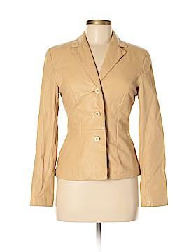 DANIER Leather Jacket Size 6